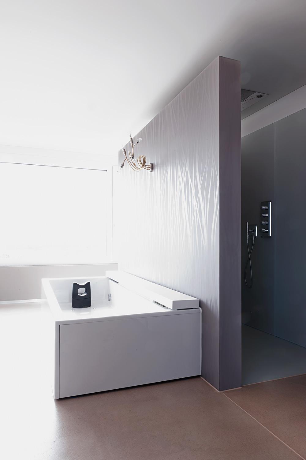 Rivestimenti bagno / cucina / pareti vetro - Making Glass